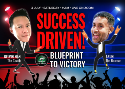 SUCCESS DRIVEN! BLUEPRINT TO VICTORY