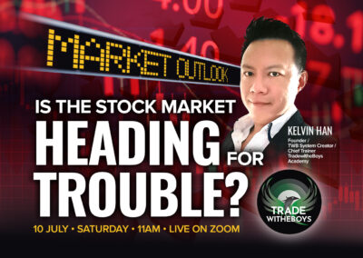 IS THE STOCK MARKET HEADING FOR TROUBLE?